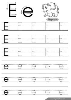 letter c tracing worksheet for esl teachers english for children pinterest tracing. Black Bedroom Furniture Sets. Home Design Ideas