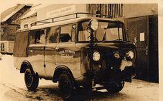 Jeep FC150