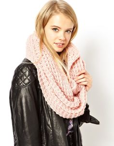 Oversized and oh-so-soft? Everything you could ever want in a scarf. via StyleList