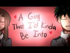 A Guy That I D Kinda Be Into Bnha Bmc Animatic Dekuchagou