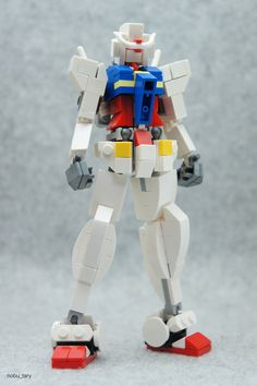 RX-78-2 GUNDAM by nobu_tary