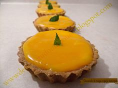 Mango and mascarpone cheesecake...delicate, smooth and not too sweet.
