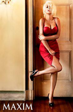 Christina Aguilera Maxim Pictures - UsMagazine.com