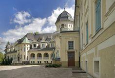 Le complexe de Palais à Bagno. (Photo: Wiesław Jurewicz)