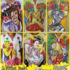 Recuerdo de algunos motivos pintados este año 2016 ¡Pinta Carnavalera!  #Carnavart #Barranquilla #BarranquillaLovers #Curramba #Quilla #LaArenosa #ArteColombiano #Colombia #Colombian #Colombiarte #Artes #Arte #HechoAMano #HechoEnColombia #PintadoAMano #CamisasDeCarnaval #PintaCarnavalera #CamisasPersonalizadas #CarnavalDeBarranquilla #MadeInColombia #Marimonda #Marimondas #BarranquillaColombia #SomosCarnaval #quienloviveesquienlogoza