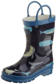 Hatley Boys 2-7 Children's Whales Rubber Boot, « Shoe Adds for your Closet