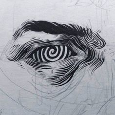 trendy ideas for eye artwork trippy - Art World Art Inspo, Inspiration Art, Art Du Croquis, Arte Sketchbook, Arte Horror, Wow Art, Art Hoe, Psychedelic Art, Psychedelic Tattoos