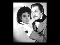 Thriller. Michael Jackson, King of Pop with Vincent Price.