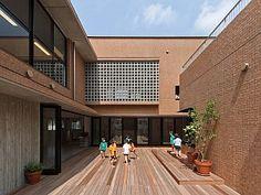 Arkitera - elevation 1-200(Hanazono_Kindergarten_and_Nursery).jpg