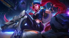 View an image titled 'Layla Art' in our Mobile Legends: Bang Bang art gallery featuring official character designs, concept art, and promo pictures. Mobile Legend Wallpaper, Hero Wallpaper, Couple Wallpaper, Locked Wallpaper, Alucard Mobile Legends, The Legend Of Heroes, Game Character Design, Character Ideas, Character Concept