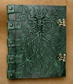 Necronomicon Book of the Stygian Path by MrZarono.deviantart.com on @DeviantArt