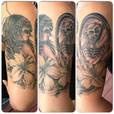 My new half sleeve done by Joe Ziegler at Absolute Tattoo in Reno Nv <3 8531 Santa Monica Blvd West Hollywood, CA 90069 - Call or stop by anytime. UPDATE: Now ANYONE can call our Drug and Drama Helpline Free at 310-855-9168.
