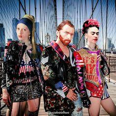 Punk Art Print by hayatininevreni Memes Arte, Art Memes, Johannes Vermeer, Vincent Van Gogh, Digital Collage, Collage Art, Art Collages, Art Punk, Van Gogh Art