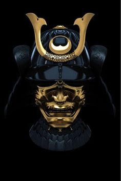 samurai mask