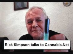 Cannabis THC Cures Cancer, Not CBD - Rick Simpson Oil Interview - http://www.youtube.com/watch?v=lub4k4Vk5YQ