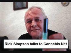 Cure Cancer With Cannabis THC, Not CBD Says Rick Simpson