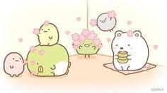 メディアツイート: すみっコぐらし【公式】(@sumikko_335)さん | Twitter gurashi flowers