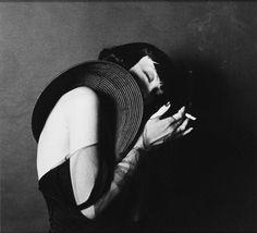 Man Ray, Kiki de Montparnasse, 1920's
