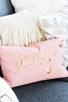 "Sequined ""Merry"" Chr"