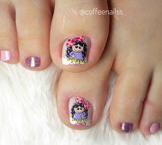 Erika, Diana, Nails, Beauty, Templates, Simple Toe Nails, Finger Nails, Ongles, Beauty Illustration