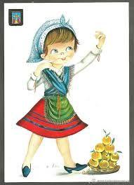 Resultado de imagen de dibujo de asturias