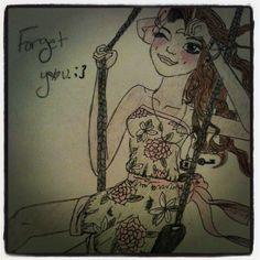 I drew this cuz I was bored!!!!!!!