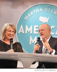 "Talking Shop: When Martha asked J.Crew CEO Mickey Drexler what's in store for his company, he said: ""Keep doing what we do -- better."""