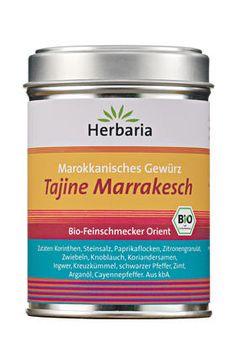 Bio Marokkanische Gewürze online kaufen