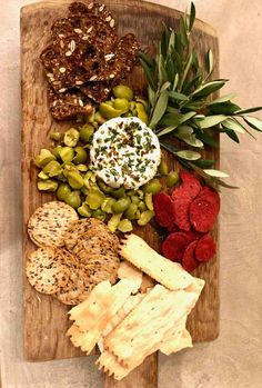 goat cheese and castroveltano olives  Cindy Hattersley/ Annie Diamond  Holiday appetizers
