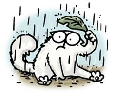 Simon's Cat – LINE stickers | LINE STORE