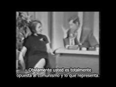 Entrevista de Johnny Carson a Ayn Rand (1967). (Subtitulada en español, 26 minutos)