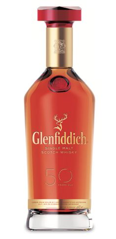 There's Whisky in the Air — Glenfiddich 50 Years Old A true legacy whisky,...