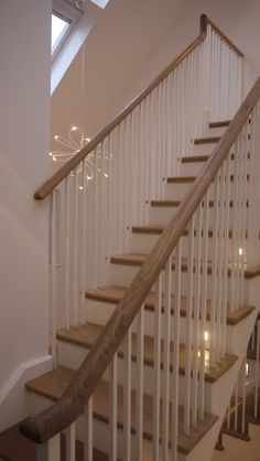 Cut string stairs, o