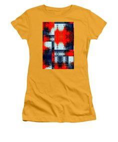 Women's T-Shirt (Junior Cut) - Abstract 473