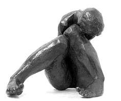 DANIÈLE DEKEYSER / Elodie - bronze
