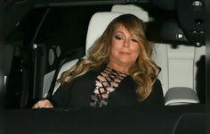 Fat Mariah Carey Risks Heart Disease - Doctor Warns (Photos)