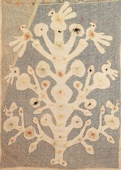 Textile Date: 1780–1820 Culture: Russian Medium: linen, silk Dimensions: 15 x 108 in. (38.1 x 274.3 cm) Credit Line: Brooklyn Museum Costume Collection at The Metropolitan Museum of Art.: