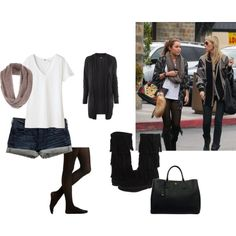 Miley Cyrus inspired outfit#Repin By:Pinterest++ for iPad#