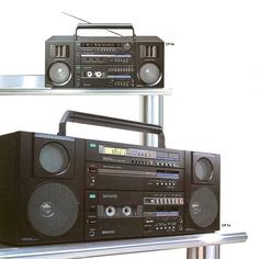 Boombox Adverts - 1001 Hi-Fi | The Stereo Museum