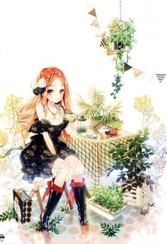 "animefangirl00: "" Cherrypin Mangaka """