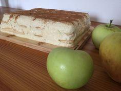 Backen mit Christina … | Erdbeer – Topfen – Tiramisu … Delicious Desserts, Dairy, Cheese, Apple, Baking, Fruit, Cake, Recipes, Food