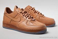 Nike iD Bespoke Air Force 1 (Vachetta)
