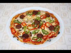 Pratik Pizza (Videolu Tarif) | Kevser'in Mutfağı - Yemek Tarifleri