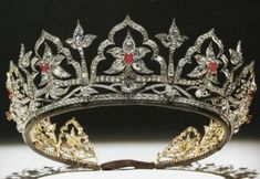 The Oriental Circlet Tiara, made for Queen Victoria in 1853