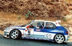 Peugeot 306 Maxi | RALLY | Pinterest | Peugeot, Rally and Rally car