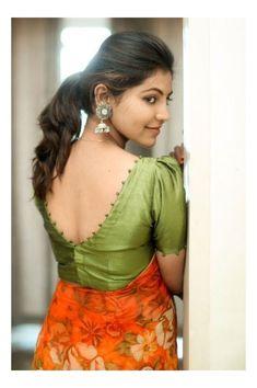 Indian Blouse Designs, Blouse Back Neck Designs, Cotton Saree Blouse Designs, Simple Blouse Designs, Stylish Blouse Design, Bridal Blouse Designs, Latest Blouse Designs, Brocade Blouse Designs, Churidhar Neck Designs