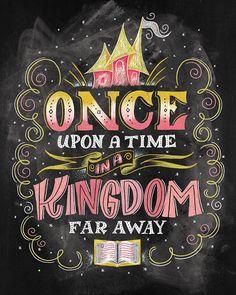 Once Upon A Time on Behance by Shauna Lynn Panczynszyn