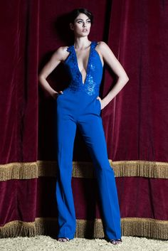 Zuhair Murad Pre-Fall 2015 Fashion Show