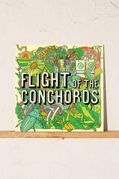 Flight Of The Concords - Flight Of The Concords LP