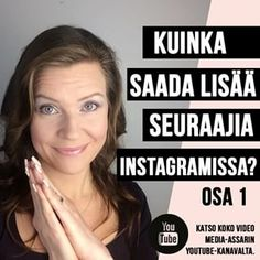 Rakenna vahva Brändi (@mediaassari) • Instagram-kuvat ja -videot Lisa, Blog, Instagram, Blogging